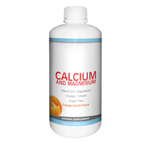 front of calcium 7 magnesium bottle