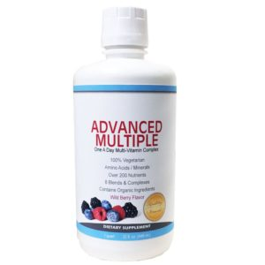 Private Label Advanced Multivitamin Manufacturer
