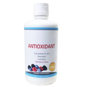 Private Label Antioxidant Manufacturer