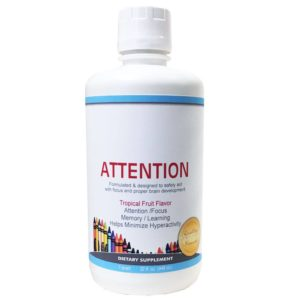 Private Label Attention Focus Supplement Manufacturer
