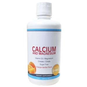 Private Label Calcium Magnesium Supplement Manufacturer