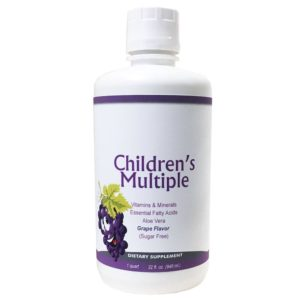 Private Label Children's Whole Food Multivitamin Manufacturer