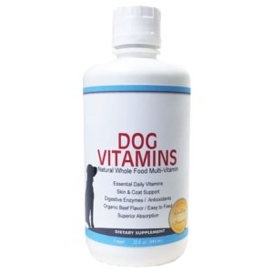 Private Label Dog Vitamins Manufacturer