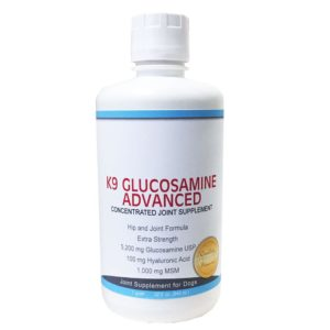 Private Label Advanced Dog Glucosamine Manufacturer
