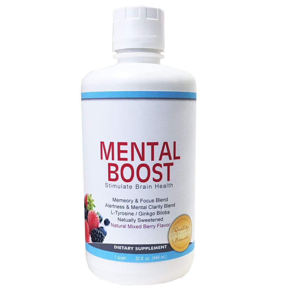 Private Label Mental Boost Manufacturer