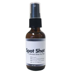Private Label Colloidal Silver Spray For Pets Manufacturer