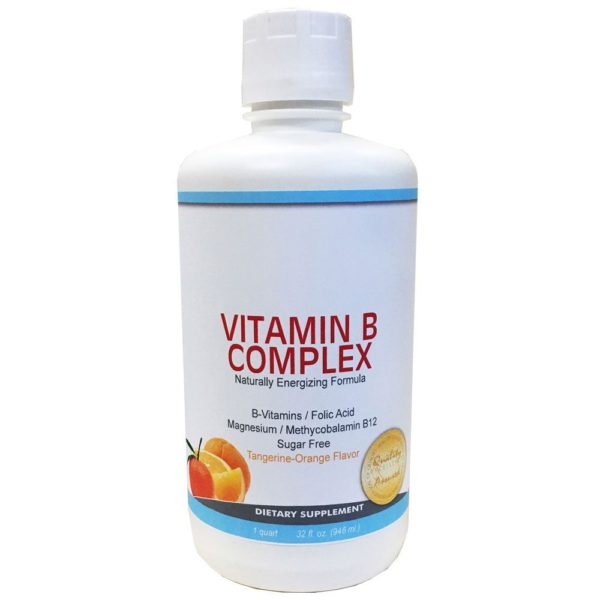 Private Label Vitamin B-Complex Manufacturer