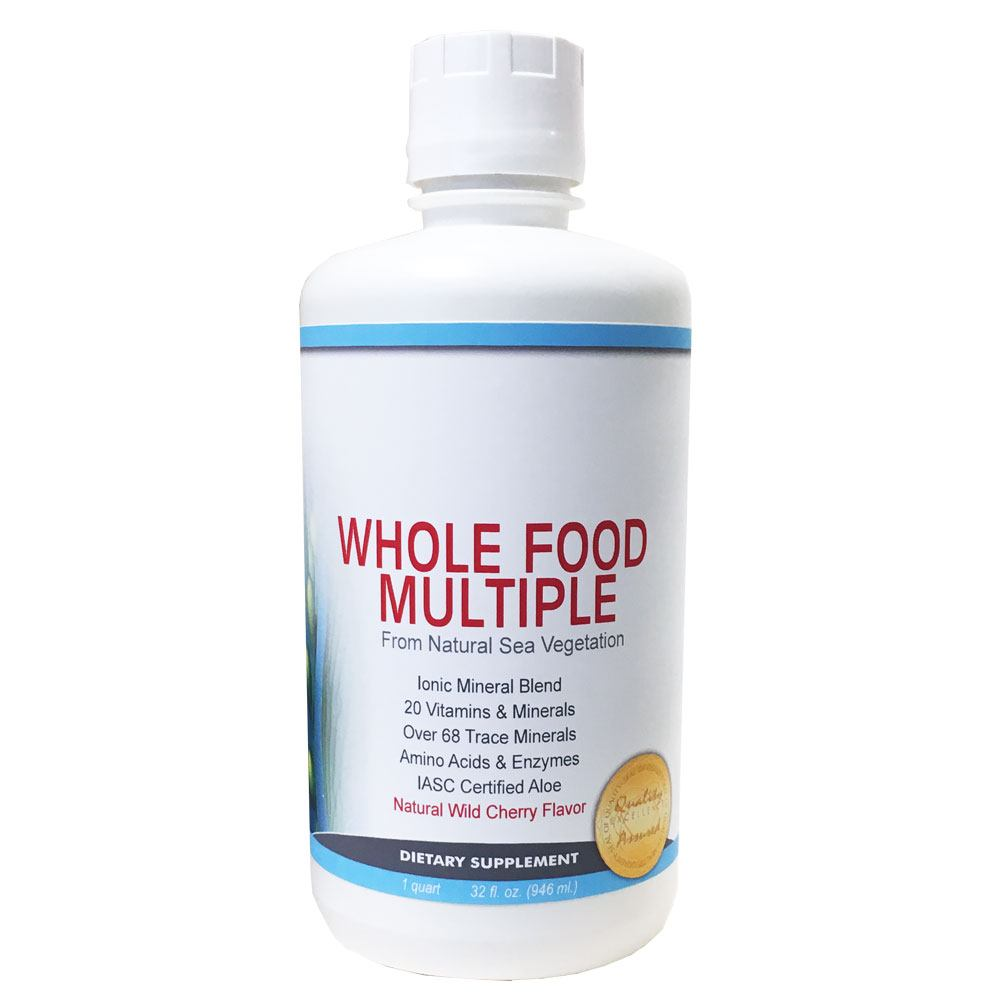 Private Label Whole Food Multivitamin Manufacturer