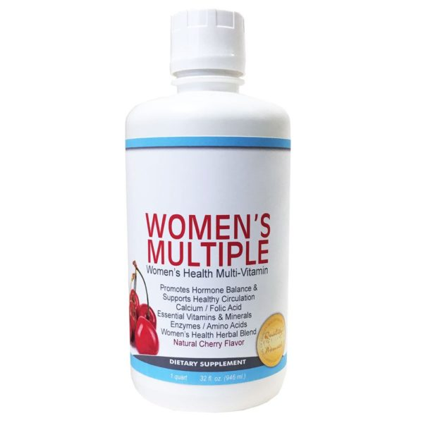 Private Label Women's Multivitamin Manufacturer