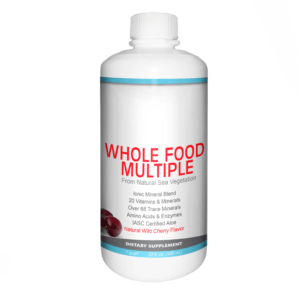 Private Label Liquid Whole Food Multivitamin