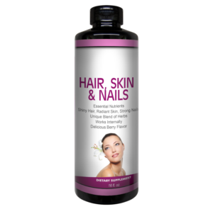 Hair, Skin, and Nails private label liquid supplement